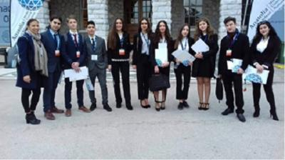 3rd MUN for AFS