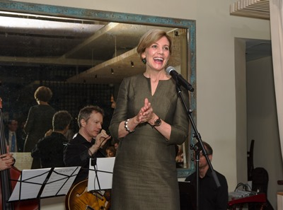 Lively NYC Benefit Cabaret