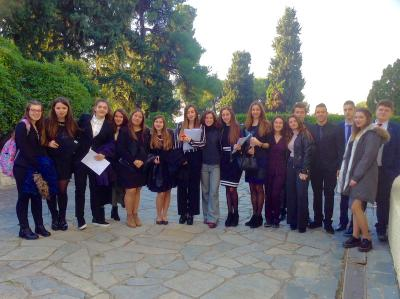 Thessaloniki Model United Nations (TMUN)