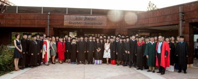 Perrotis College Commencement Ceremony 2016