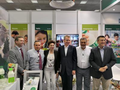 AFS & Perrotis College at the 83rd Thessaloniki International Fair