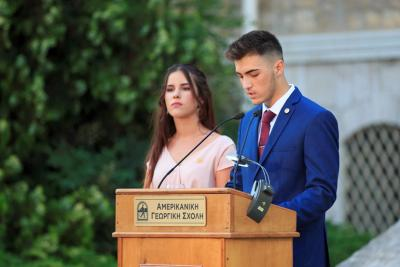 AFS Commencement marks farewell for graduating high school seniors
