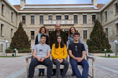 General High School Students in the European Science Olympiad - EUSO 2020
